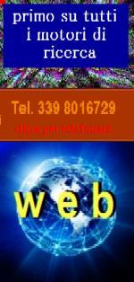 WEBMASTER PRIMO SU INTERNET crea SITI WEB Responsive design